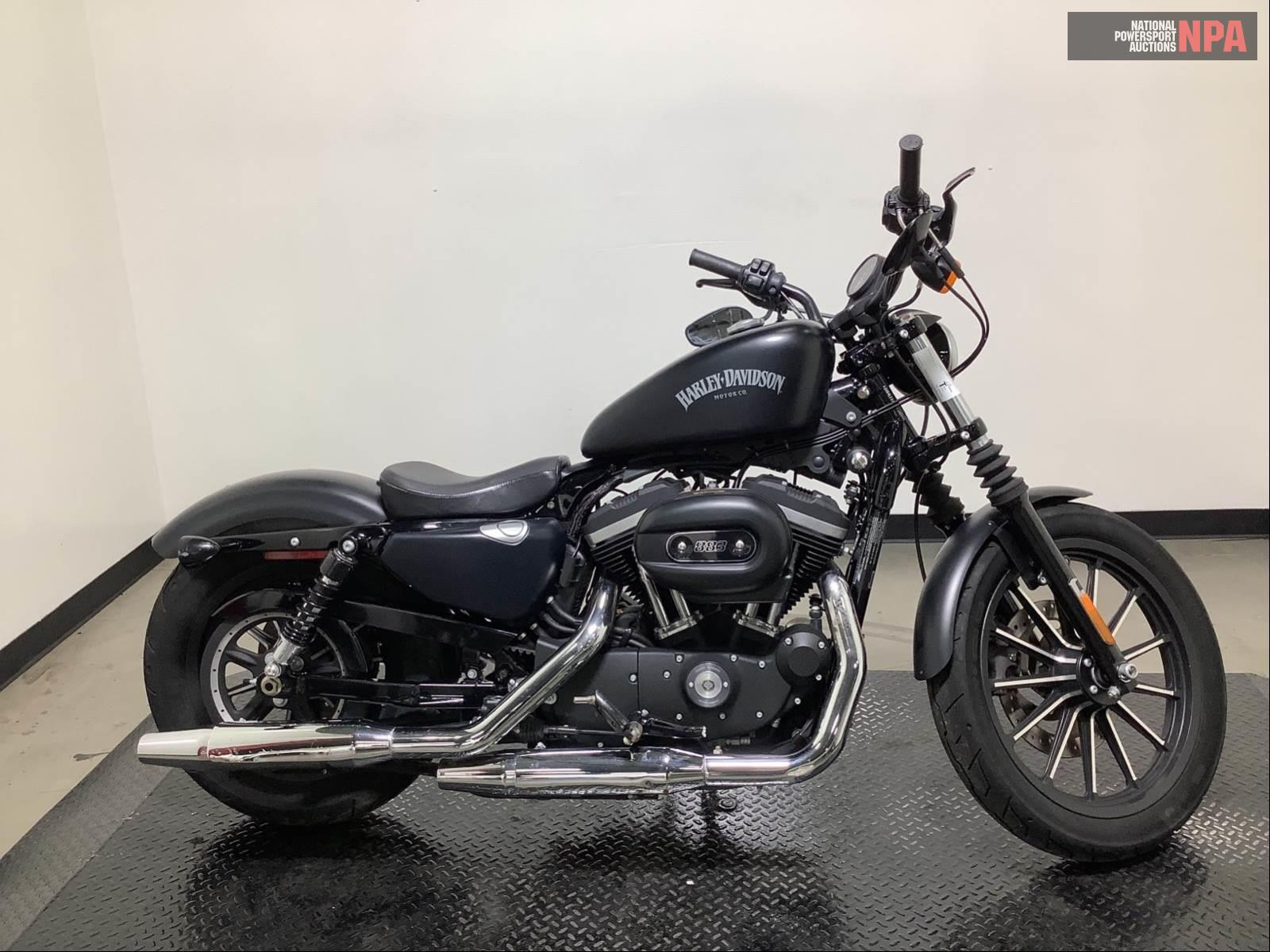 2014 Harley-Davidson Sportster XL883