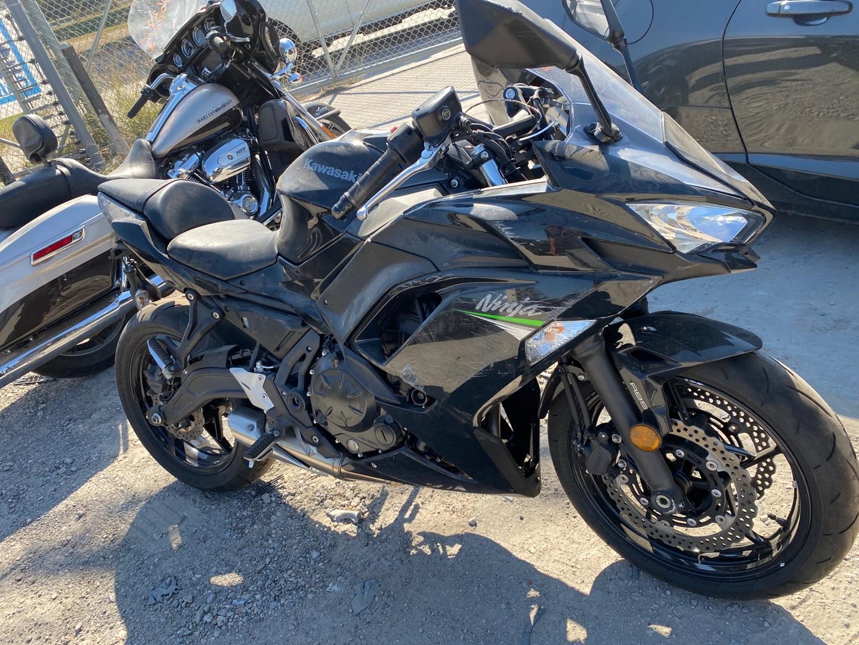 2020 Kawasaki EX650